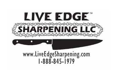 Live Edge Sharpening