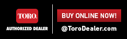 Toro Authorized Dealer - Buy Online